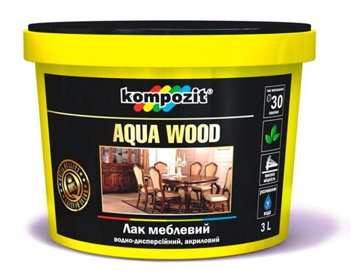 Для чего нужен аквалак по древесине и как с ним работать