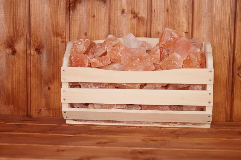 Соль для бани: как использовать гималайскую, розовую, каменную?