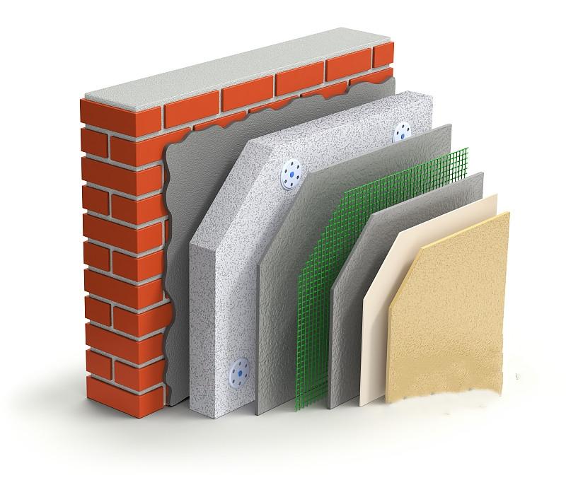 Что нужно знать о технологии мокрый фасад?