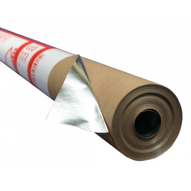 Фольга для бани: какую лучше выбрать, толщина покрытия, монтаж на стены