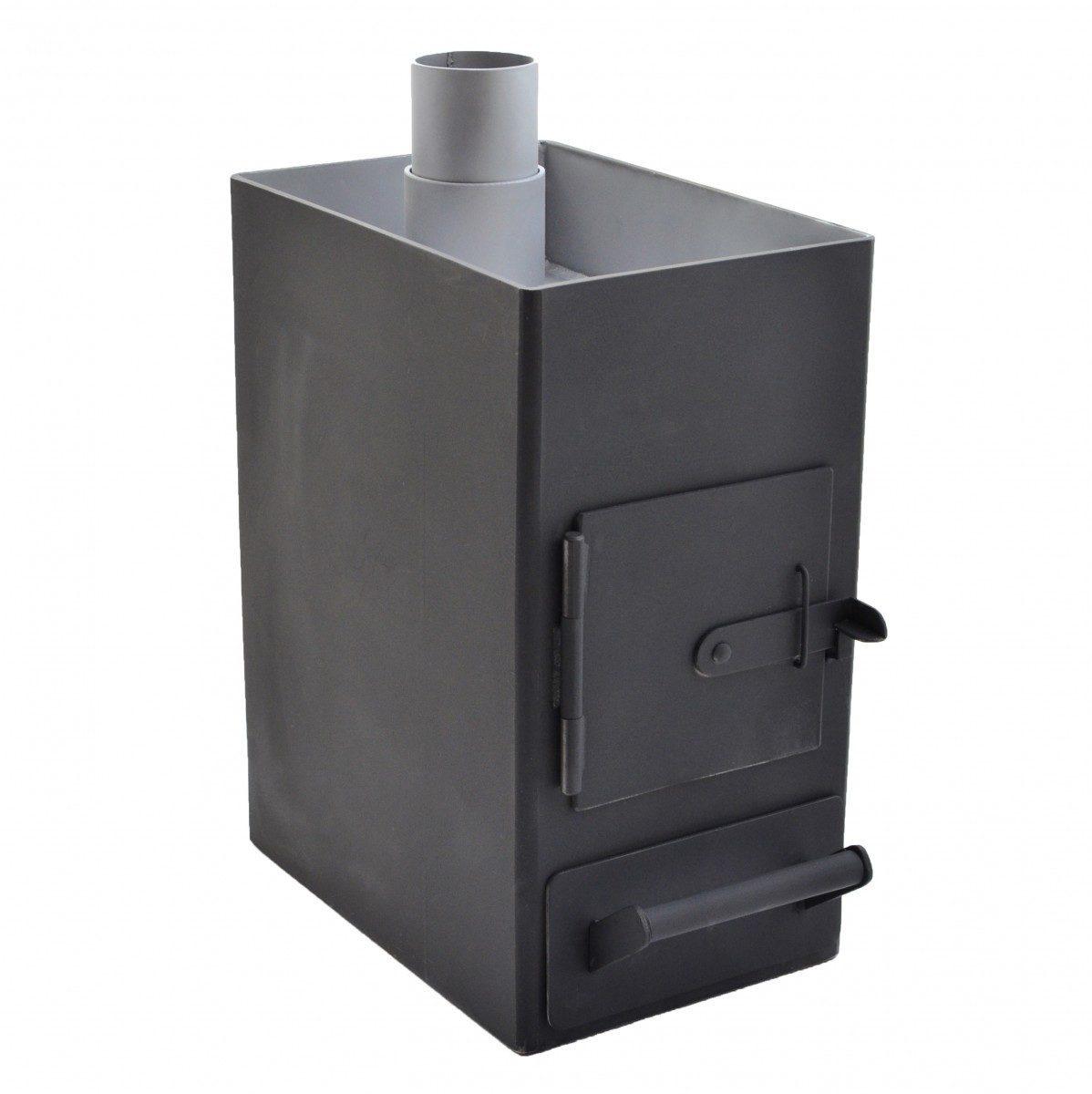 Котел для бани своими руками: из металла, с баком для воды, как правильно установить чертежи