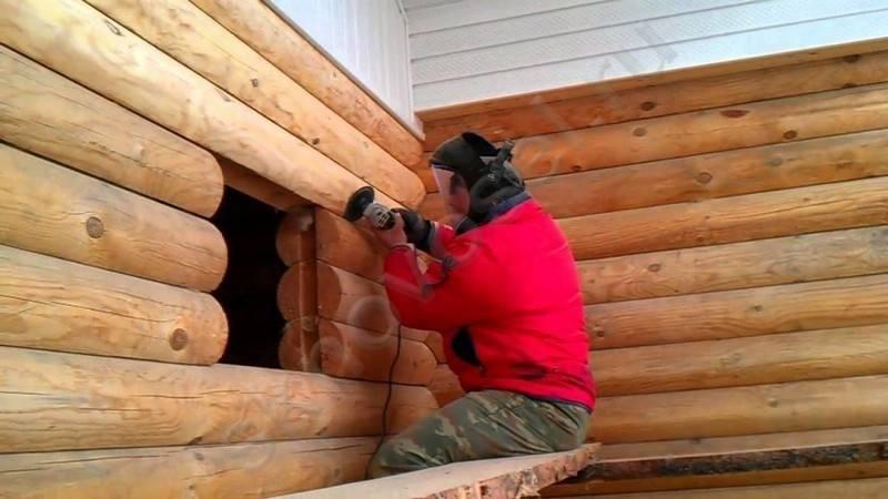 Обработка деревянного дома снаружи: выбор средств и пошаговая инструкция