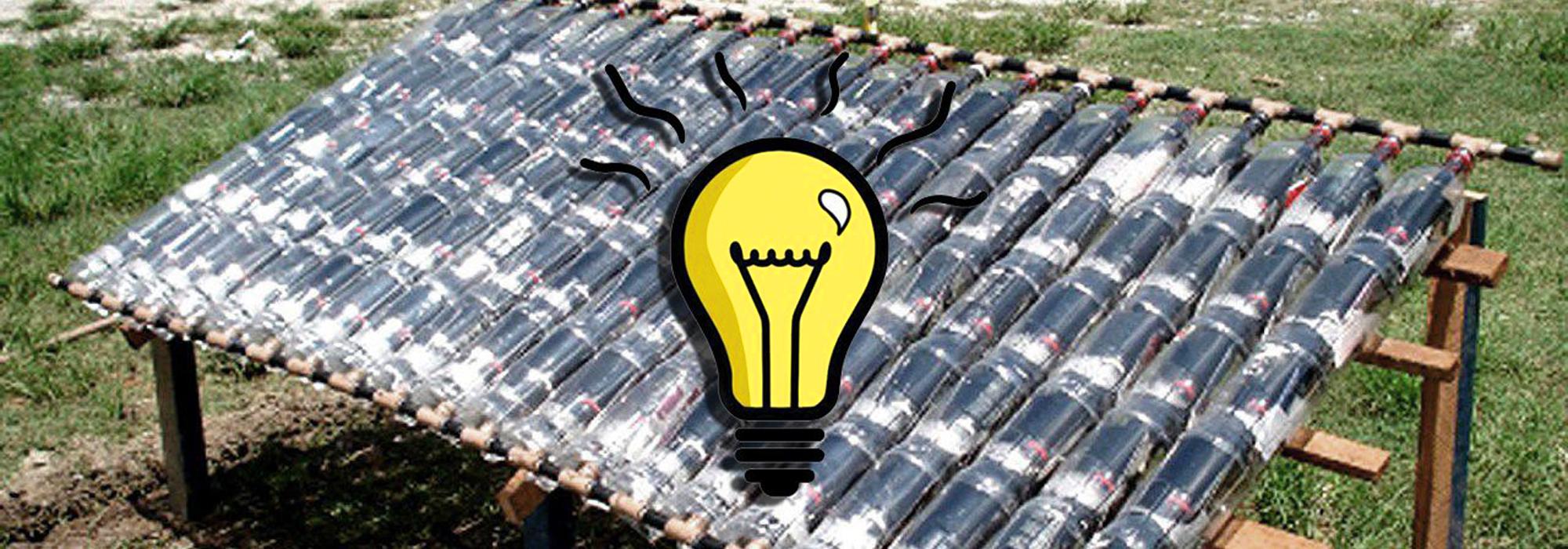 Крыша из пластиковых бутылок своими руками: как сделать, фото и видео