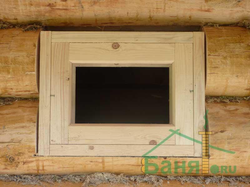 Установка деревянных окон в бане своими руками - пошаговые инструкции!