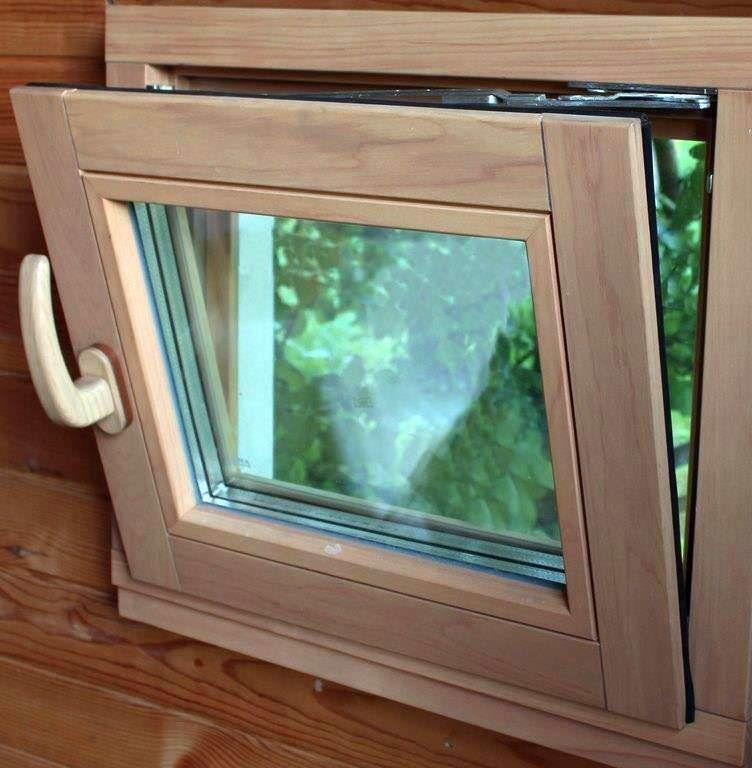 Банное окно