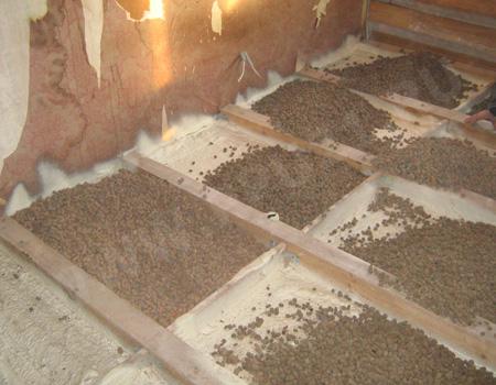 Утепление керамзитом потолка в бане — экологично и недорого