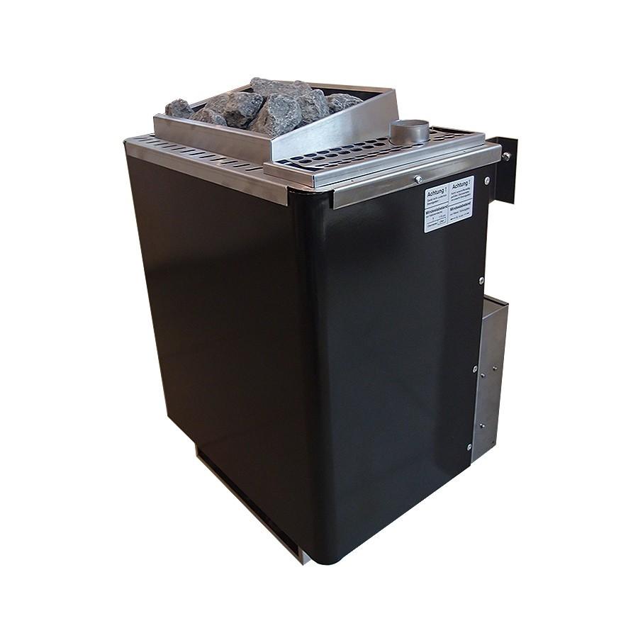 Электрокаменки с парогенератором для сауны
