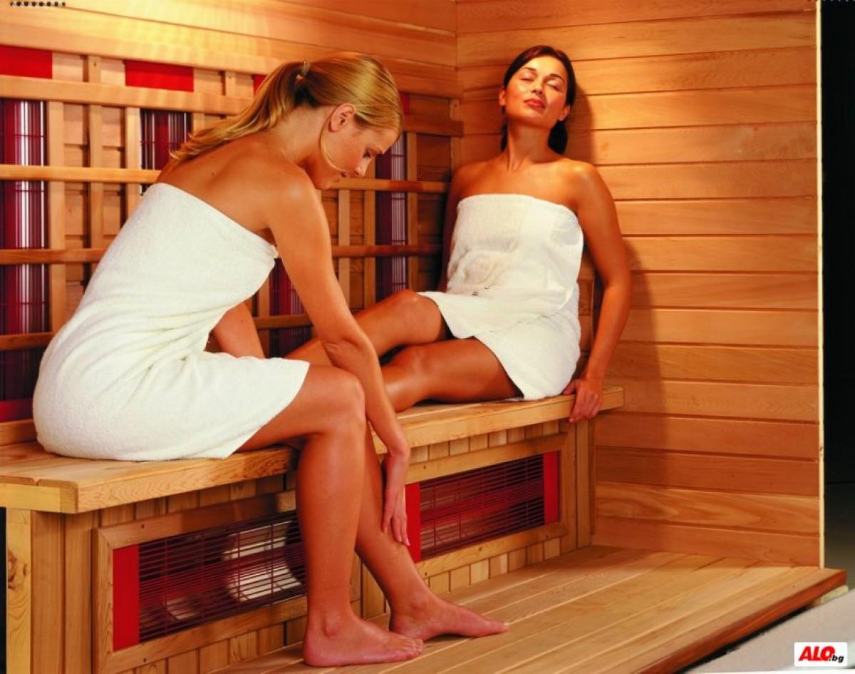 Инфракрасная сауна: польза, вред, как часто можно посещать