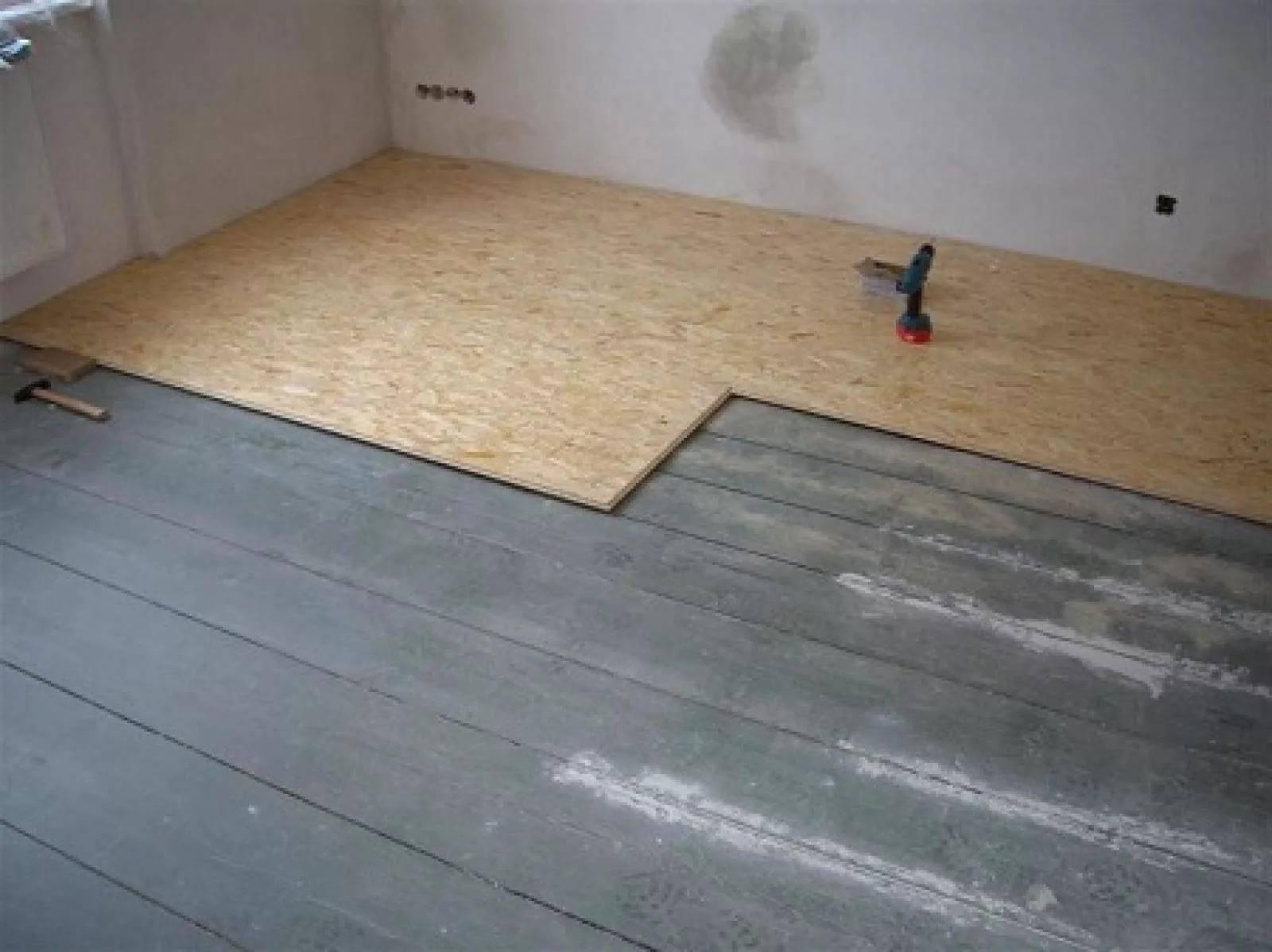 Как выровнять деревянный пол: выравниваем старый деревянный пол своими руками