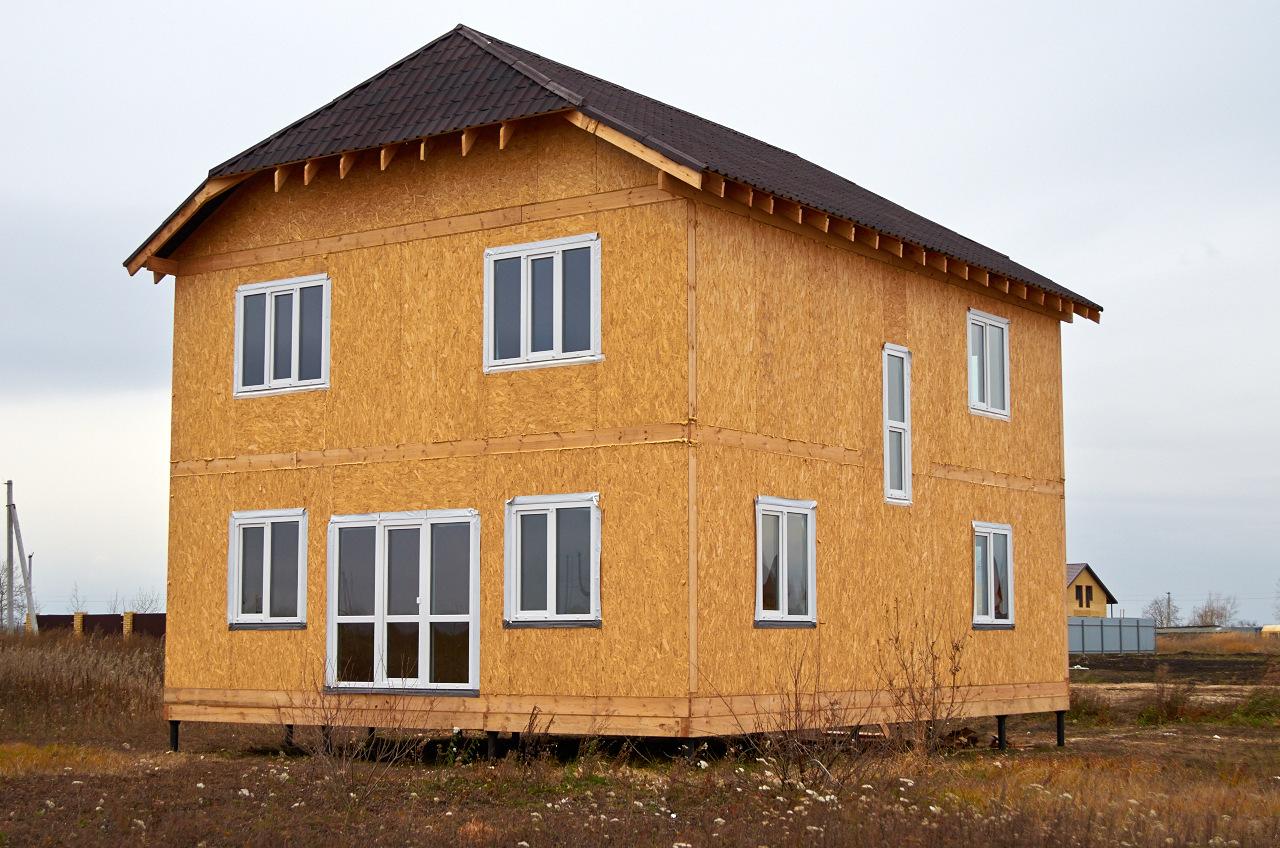 Дома и коттеджи, построенные из сэндвич панелей. особенности, преимущества и недостатки на сайте недвио