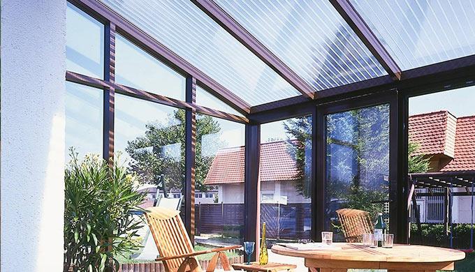 Прозрачная крыша для дома — плюсы и минусы оригинального решения