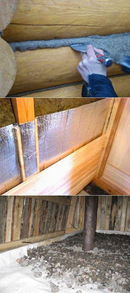 Как утеплить баню изнутри: необходимость внутреннего утепления своими руками, материалы