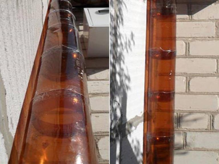 Поделки из пластиковых бутылок - 69 фото идей изделий из пластика для сада, дачи, огорода