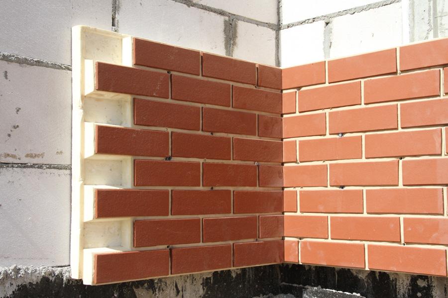 Утепленные фасадные панели для наружной отделки дома – металлические