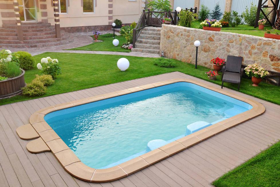 Популярные производители и модели композитных бассейнов