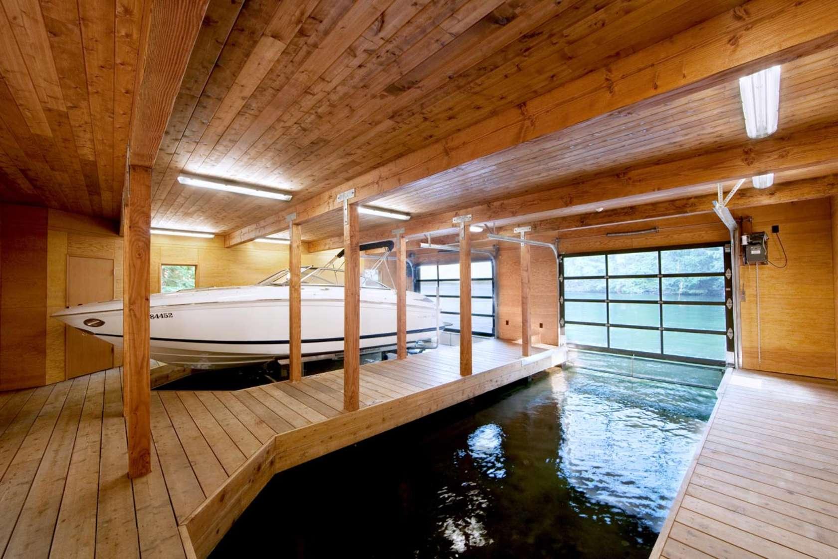 Лучшие проекты: угловые бани
