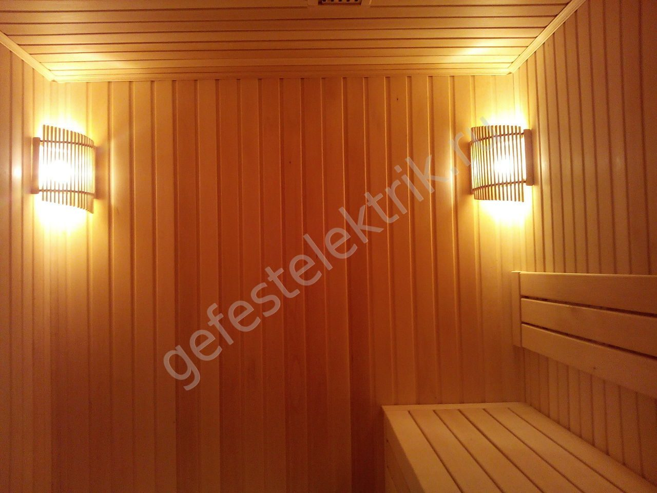 Как сделать освещение в бане своими руками - правила и пошаговые инструкции!