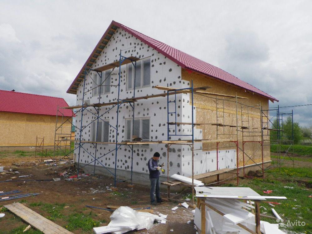 Мокрый фасад: что такое мокрая отделка, система штукатурки с утеплением