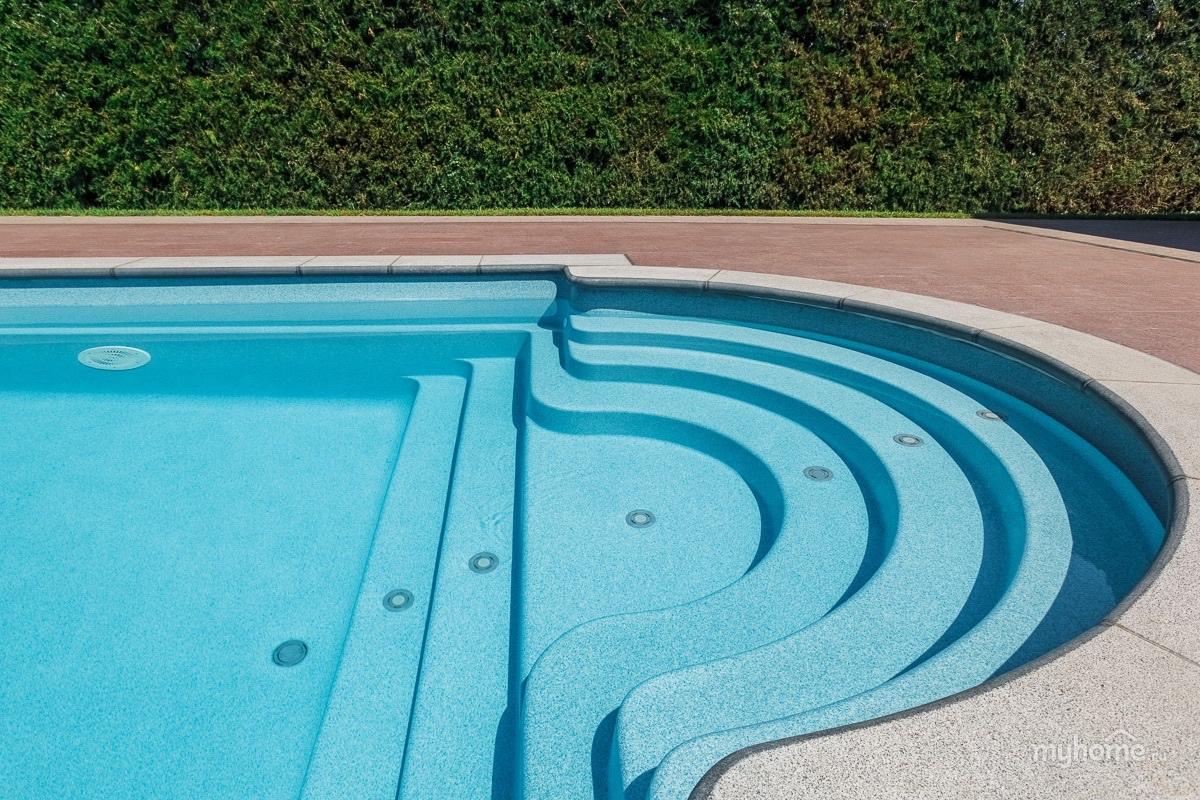 Надувные бассейны для дачи - самый доступный вариант искусственного водоёма