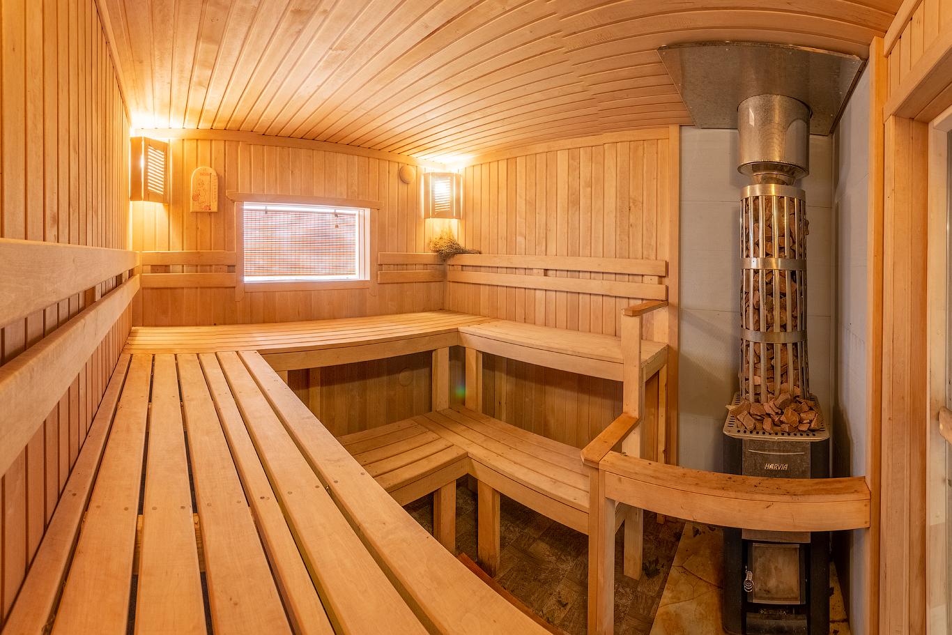 Внутреннее устройство бани: предбанник, парник, печь, габариты бани
