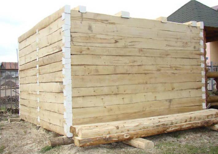 Осина для бани: строительство и характеристики древесины