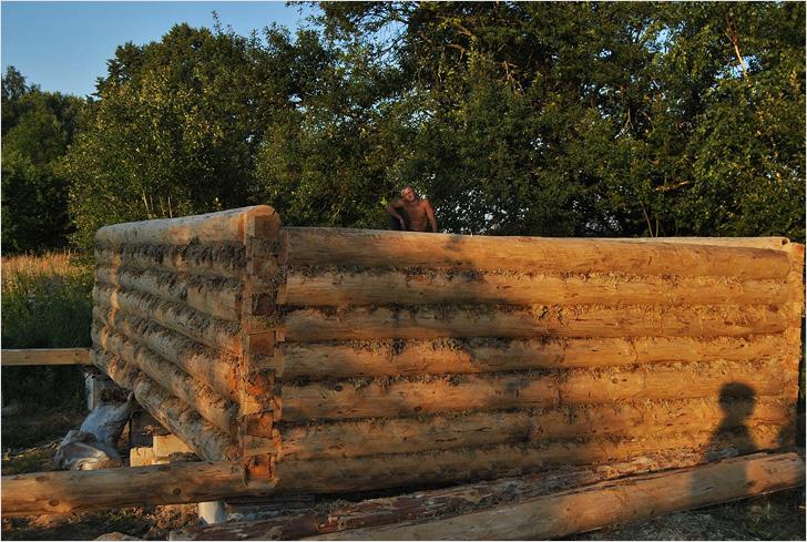 Постройка бани из сруба: основные этапы и особенности технологии