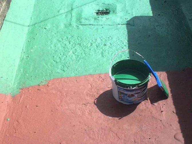 Какая резиновая краска самая лучшая для наружных работ — строительство и отделка — полезные советы от специалистов