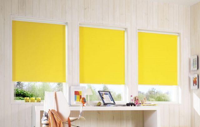 Какие рулонные шторы выбрать на кухню? полезные советы + 25 фото