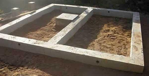 Как залить фундамент под баню своими руками - пошаговое руководство