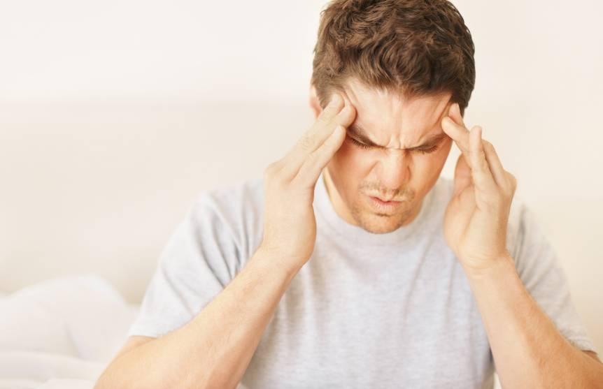 Причины возникновения головной боли после бани