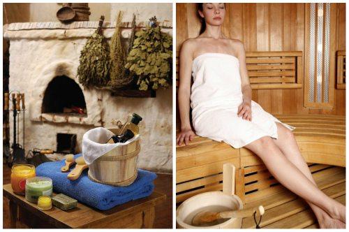 Баня для похудения - полезные свойства парения, массажа, косметических процедур с медом и травами