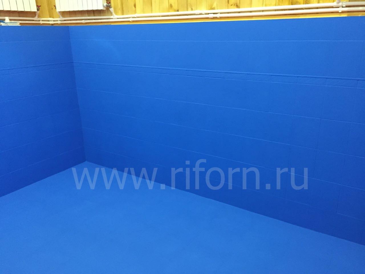 Краска для покрытия бассейна: резиновая и гидростоун, фото / краска для бетонного бассейна, видео-инструкции