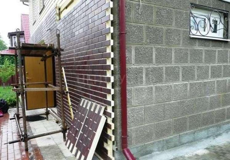 Облицовочные панели для фасада