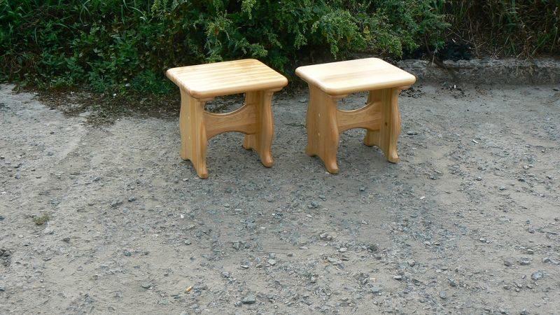 Деревянная мебель для бани — выбор готовых вариантов и самостоятельное изготовление