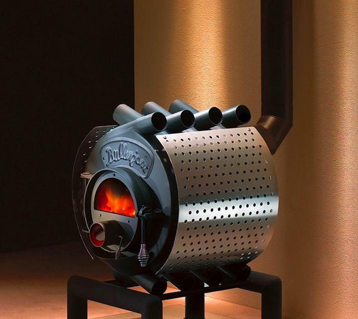 Дровянная печь булерьян с водяным контуром: отзывы, принцип работы
