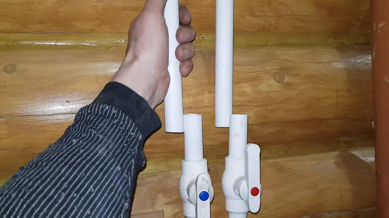 Монтаж полипропиленовых труб своими руками: технология работы с пп трубопроводом