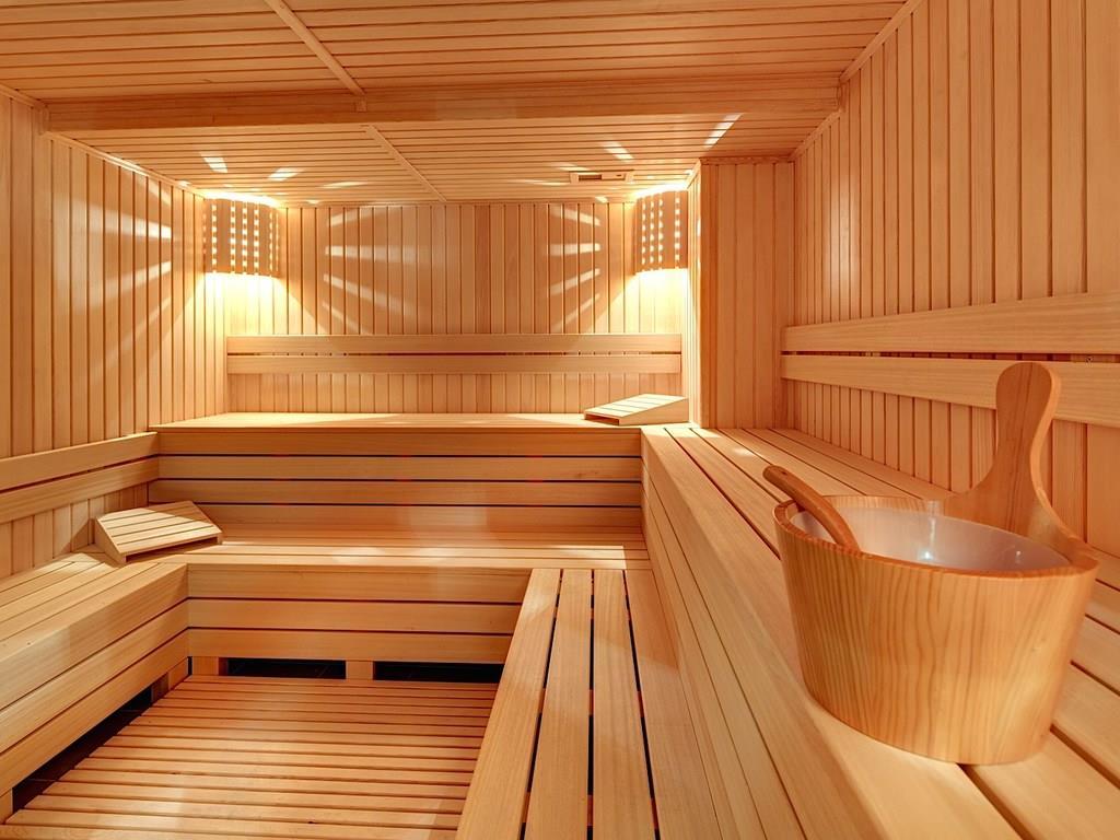 Особенности отделки бани внутри с помощью вагонки