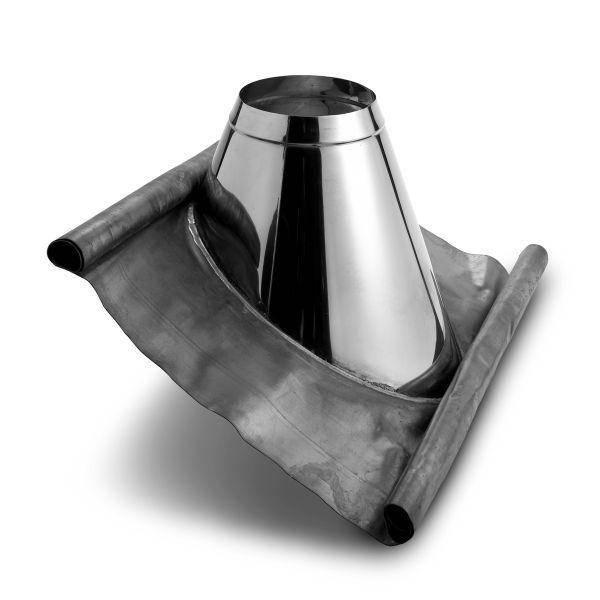 Как организовать проход трубы через крышу из металлочерепицы: пошаговая инструкция для чайников