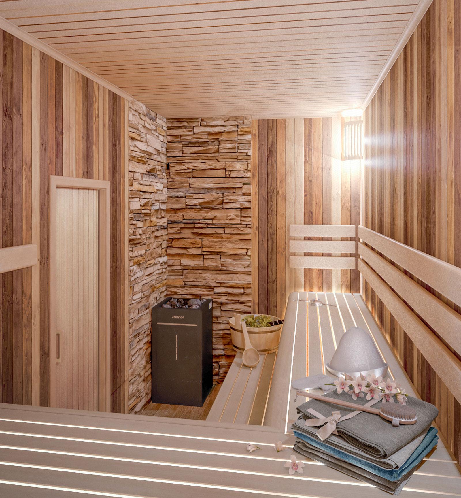 Баня - отделка моечной. именно про это желают узнать многие люди. о чём стоит помнить при оформлении такого помещения, что тут вообще должно быть