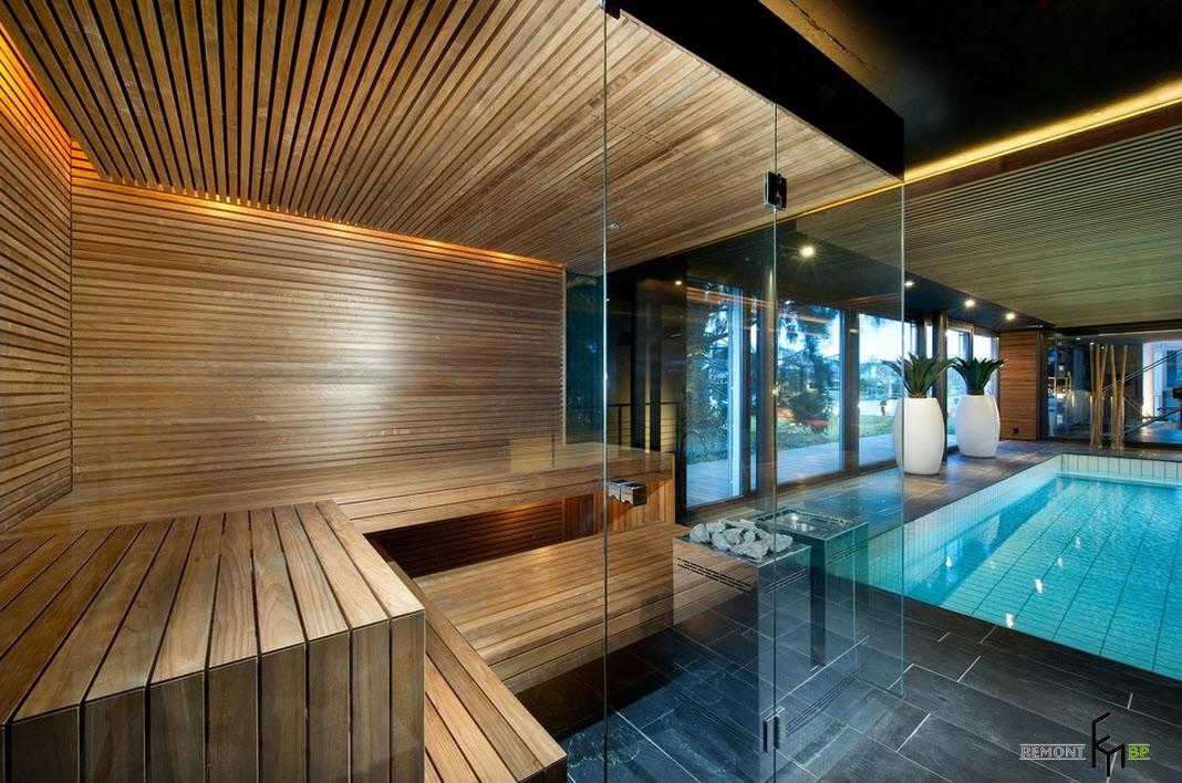 Частная баня: проект и строительство банного комплекса
