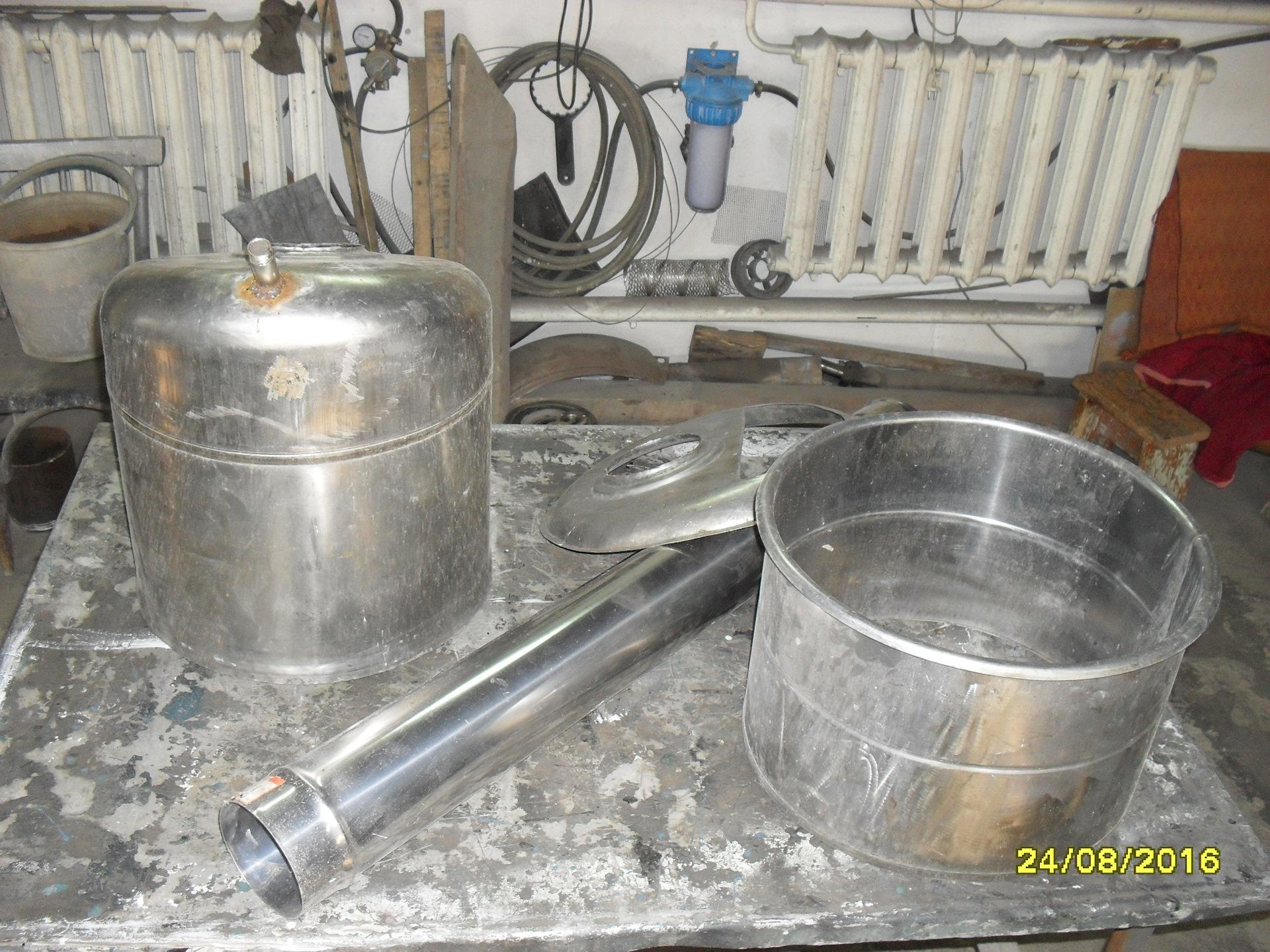 Теплообменник для бани - подключение и установка: как сделать, установить и подключить рекуператор в банной печи