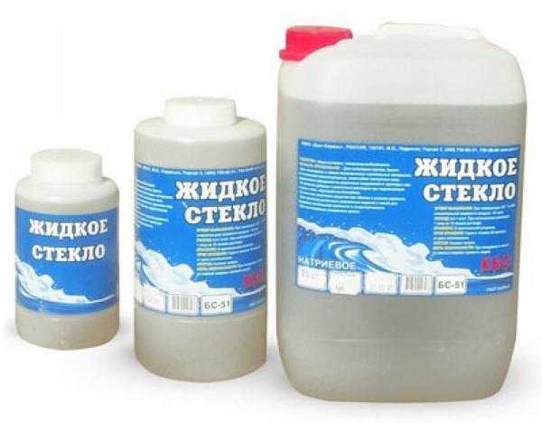 Жидкое стекло для гидроизоляции — 11 советов по выбору и применению
