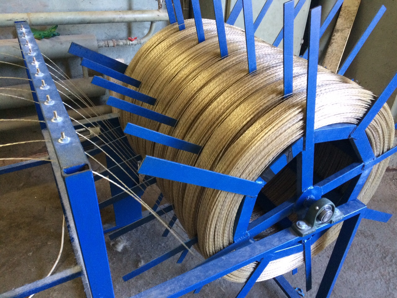 Свой бизнес: производство арматуры из стекловолокна