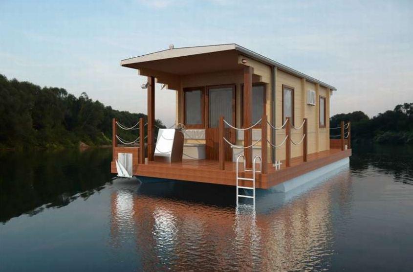 Баня на воде – эксклюзивная конструкция, развеивающая стереотипность! баня на воде. аренда плавучий бани. плавучая баня.