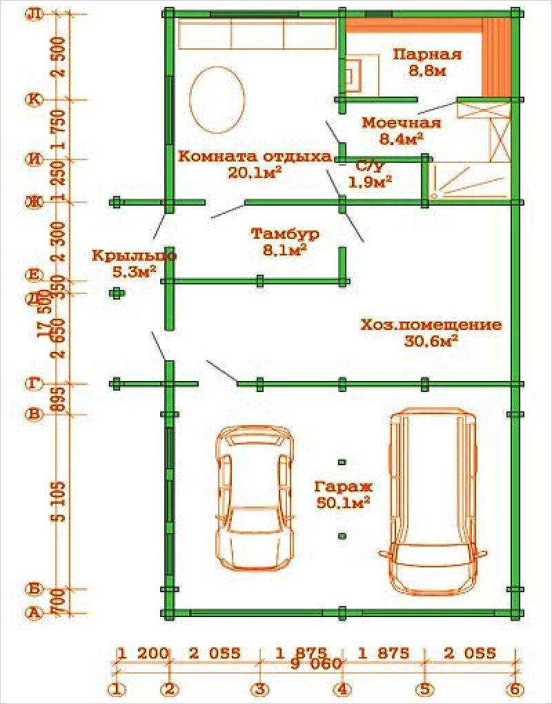 Оригинальные проекты дома с баней под одной крышей: все о реализации и 65+ практичных и надежных вариантов. пристроенная баня к дому