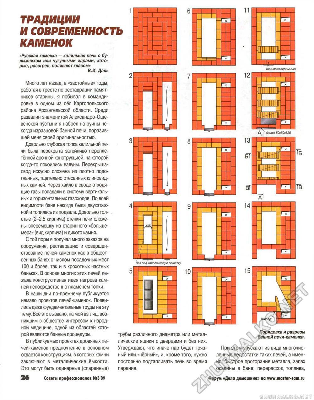Печи Кузнецова: виды, преимущества, порядовка и технология кладки своими руками