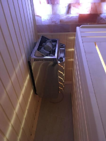 Баня в квартире своими руками: на балконе