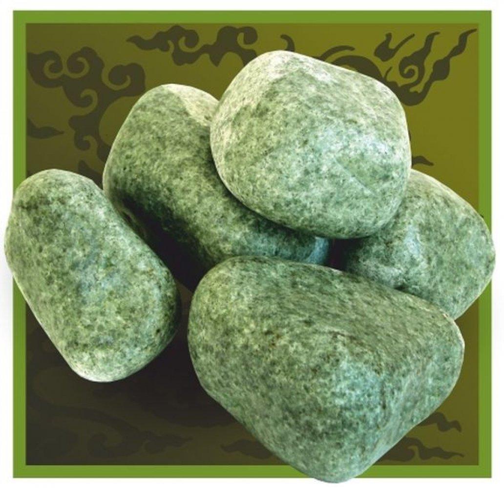 Нефрит для бани - камень, чьи свойства в парилке лучше прочих