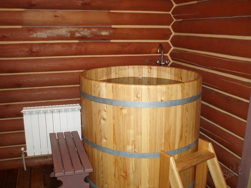 Что такое баня-бочка и в чем ее особенность: используемые материалы, преимущества бани и ее изъяны