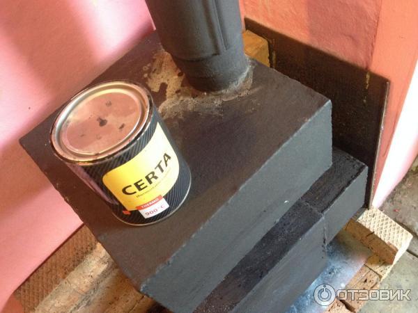 Какой краской лучше покрасить железную банную печь: термостойкая краска